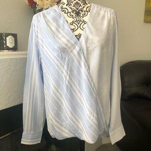 a.n.a Hi-lo Cotton Tunic